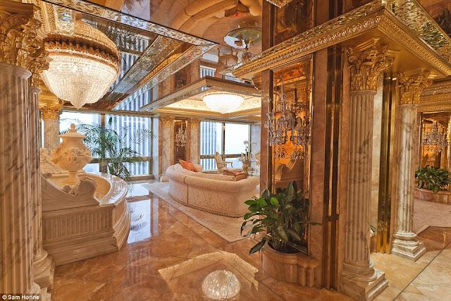 Donald Trump penthouse photo