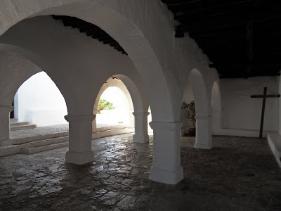 Church at Santa Eulalia, Ibiza
