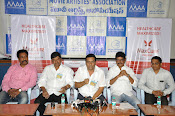 Maa Association press meet photos-thumbnail-5