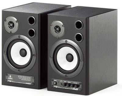 Enceintes acoustiques / Haut-parleurs avec ampli et blindage magnétique 182187%255B1%255D