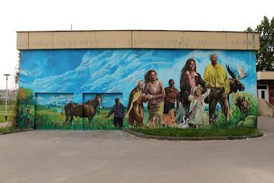 Graffiti - Sv. Mateja 95