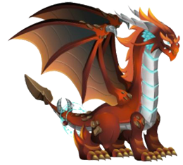 imagen del dragon forjador