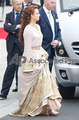 libells actualits de la princesse lalla salma en 2011 - Mariage Lalla Soukaina