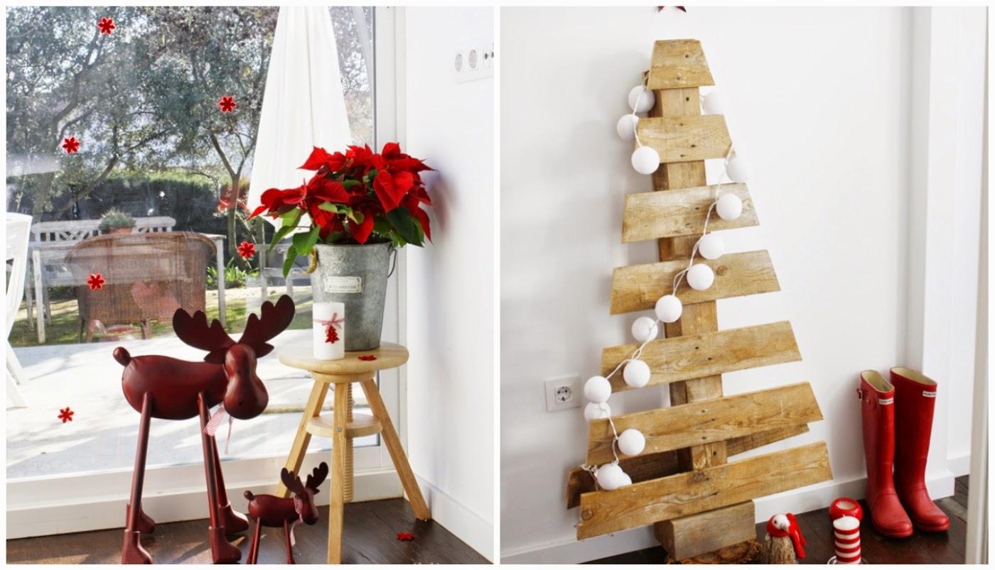 decoração natalina nos cantinhos da casa