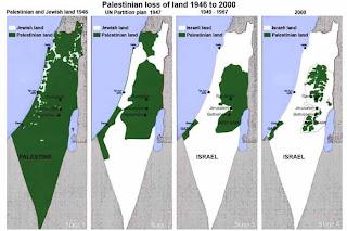 Sejarah Berdiri Negara Palestina