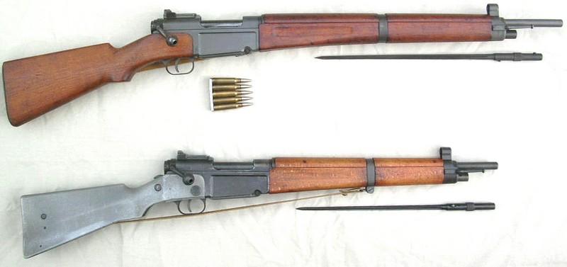 Rifle: French Modèle 1936 (MAS 36) - C&Rsenal : : C&Rsenal