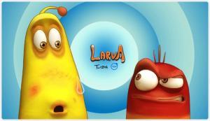 Kumpulan Film Film Animasi Lucu Download Video Animasi The Larva