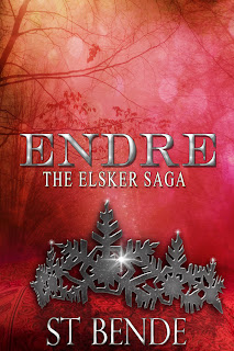 Cover Reveal: Endre (The Elsker Saga #2) by ST Bende
