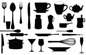Kldezign les svg articles de cuisine - Les articles de cuisine ...