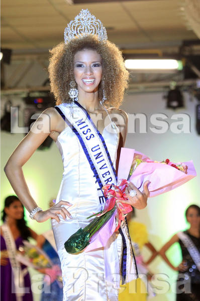 Keylin Suzette Gomez,Miss Universo Honduras 2011, National Beauty Pageants