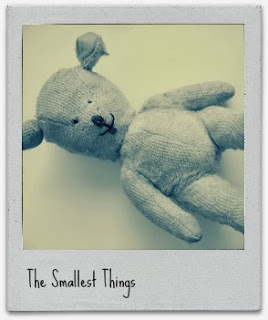 the smallest things…