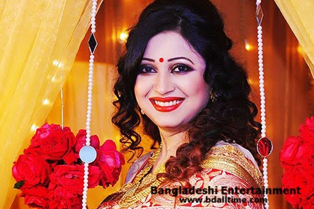 Bangladeshi Model and Actress Nafisa Jahan