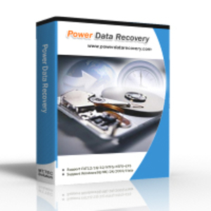 MiniTool Power Data Recovery 6.5