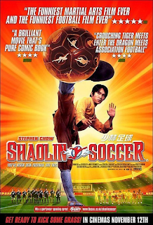 Shaolin Soccer (2001), Chinese action film