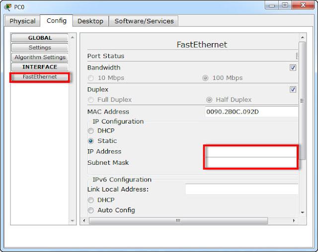 Cisco Packet Tracer - Знакомство с программой. Создание простой топологии сети