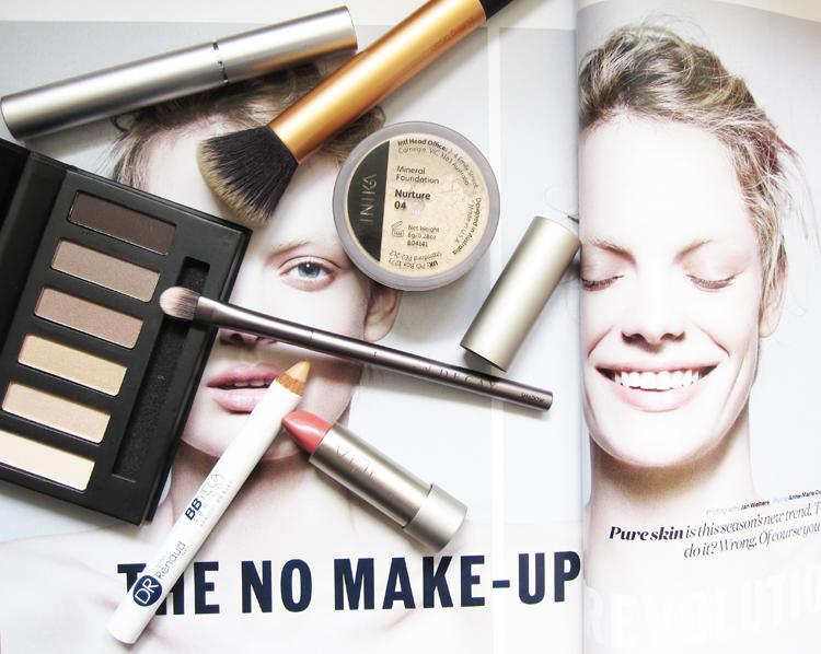 5 Product Face: 'No Makeup' Makeup Look