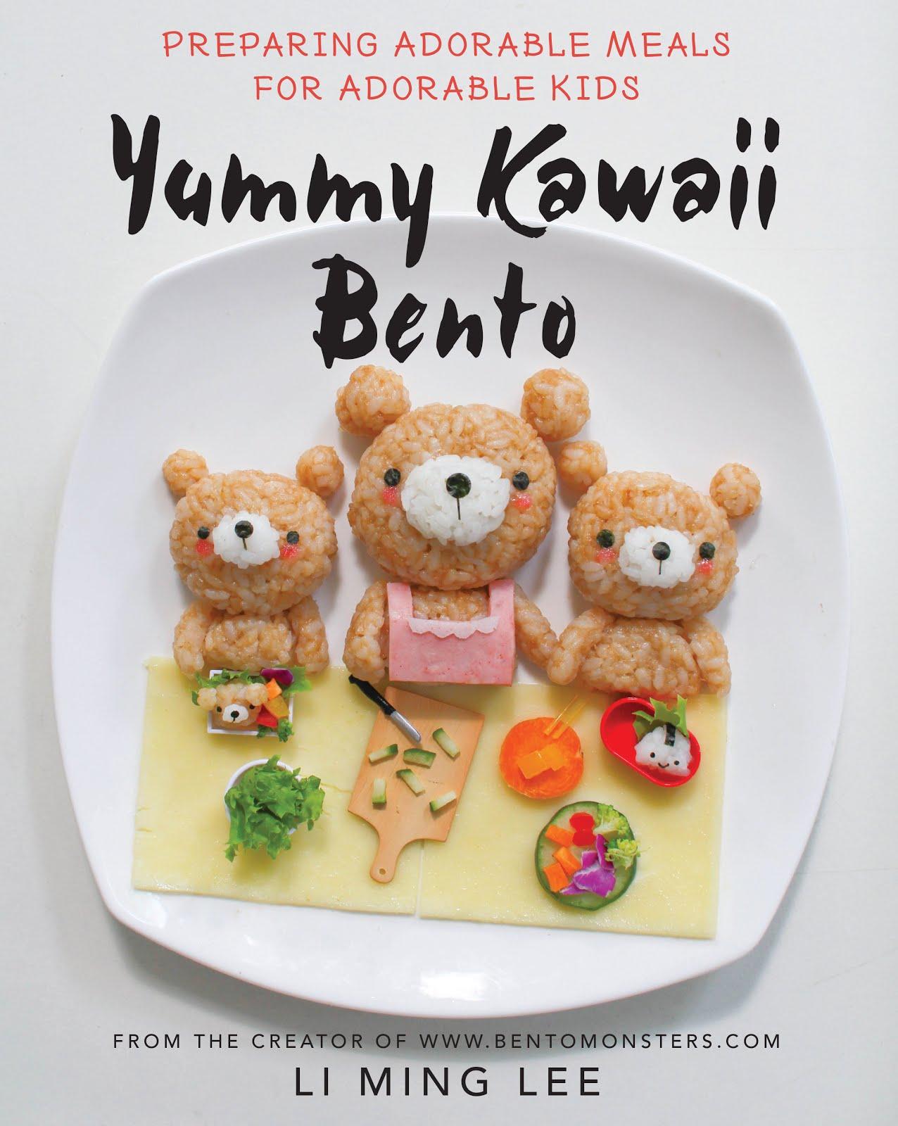 My Bento Book