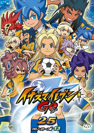 Inazuma Eleven GO Chrono Stone English Subtitle Anime Download