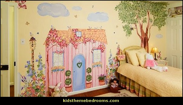 Decorating theme bedrooms - Maries Manor: Garden Themed Bedrooms ...