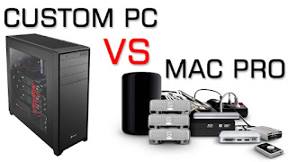 Mac Pro vs Custom PC