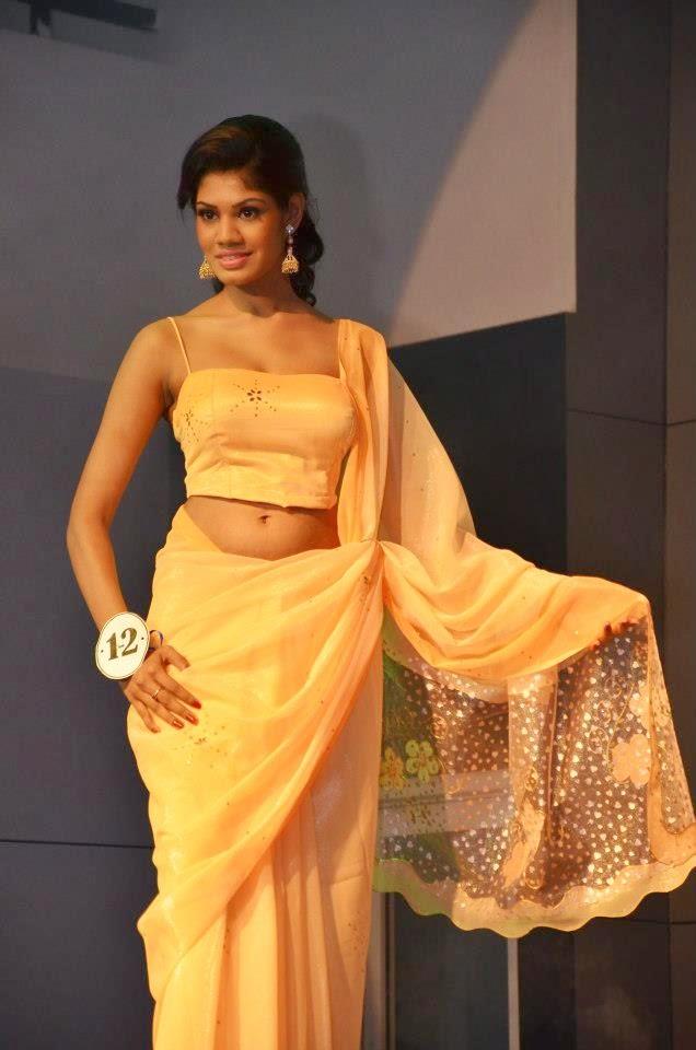 Ms Lanka 2012 beauty contest