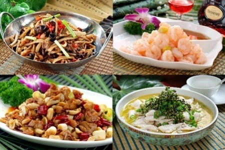 Best Chinese food in Singapore