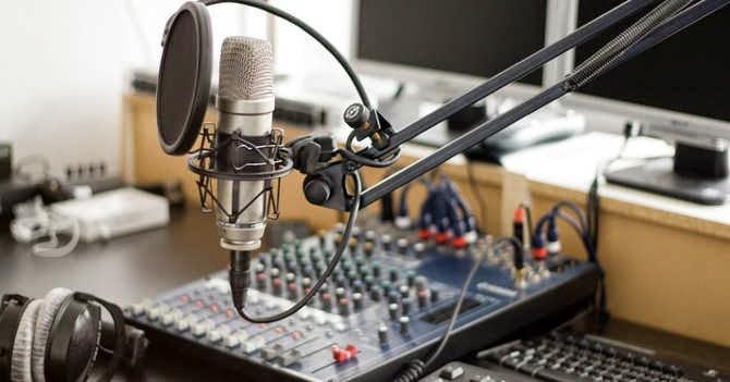 Equipo utilizado en las estaciones de radio