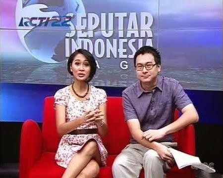 Ajeng Kamaratih Penyiar RCTI
