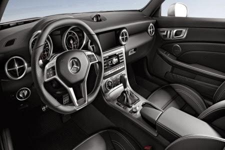 2014 Mercedes-Benz SLK55 AMG