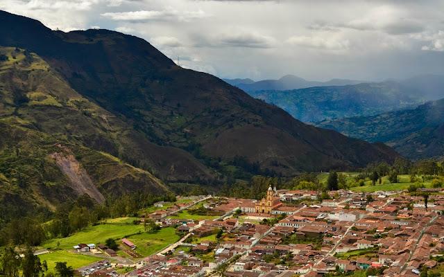 El Cucoy paisajes naturales de colombia
