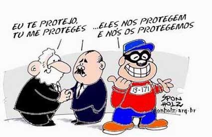 A Corrupção é Proporcional à Democracia