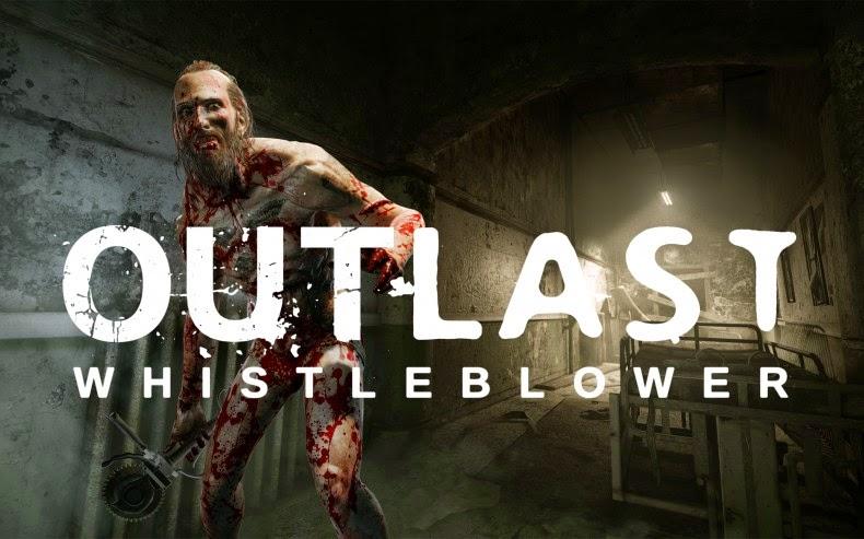Outlast WhistleBlower Full Crack Version Terbaru Single Link