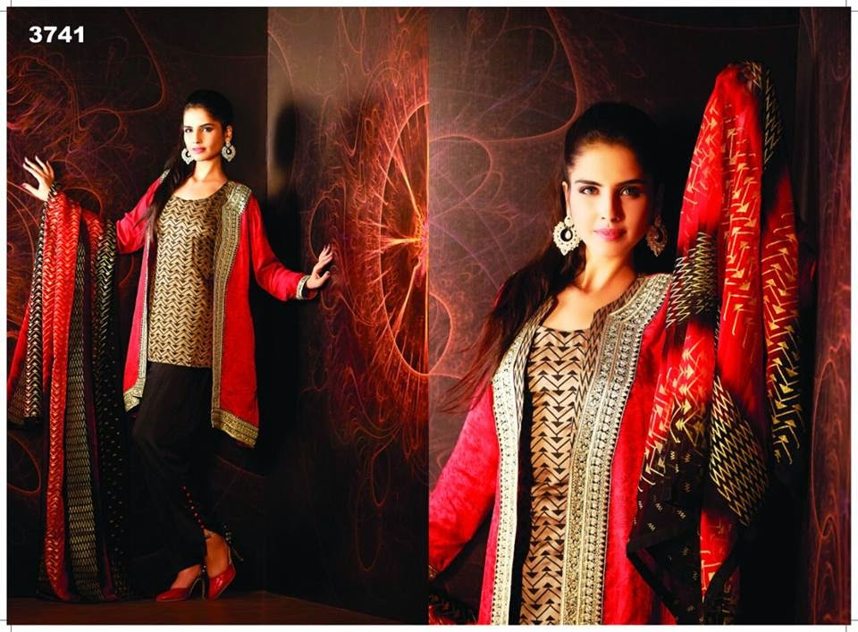 Tawakkal Fabrics Fall Winter Collection 2014