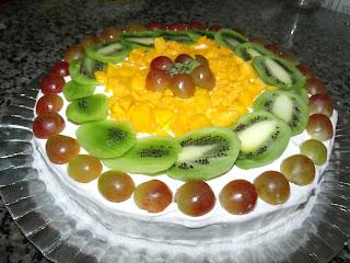 toeta de frutas