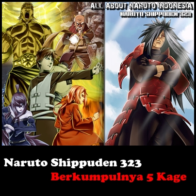 Download Naruto Shippuden Episode 323 [Subtitle Indonesia]