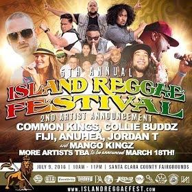 Island Reggae Festival