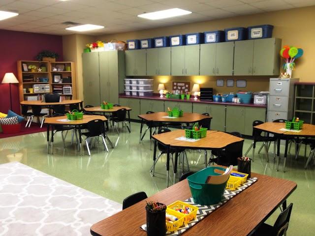 bilik darjah cantik