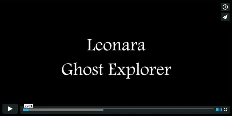Leonara Ghost Explorer