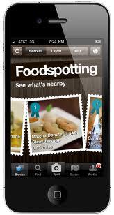 Aplicación para elegir Restaurante