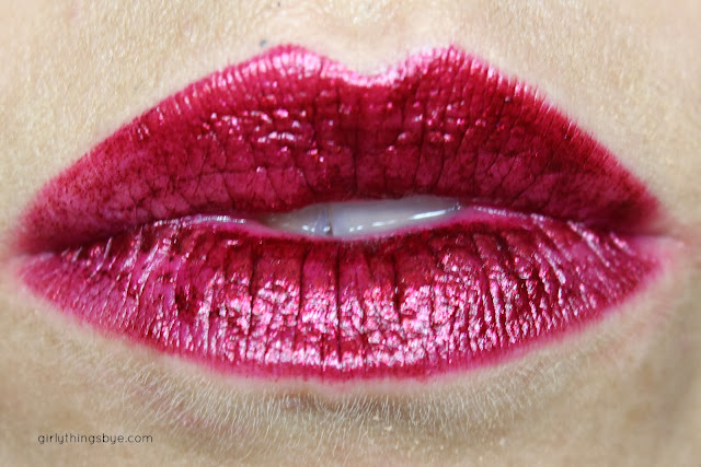 OCC lip tar Black Metal Dahlia, girlythingsby_e