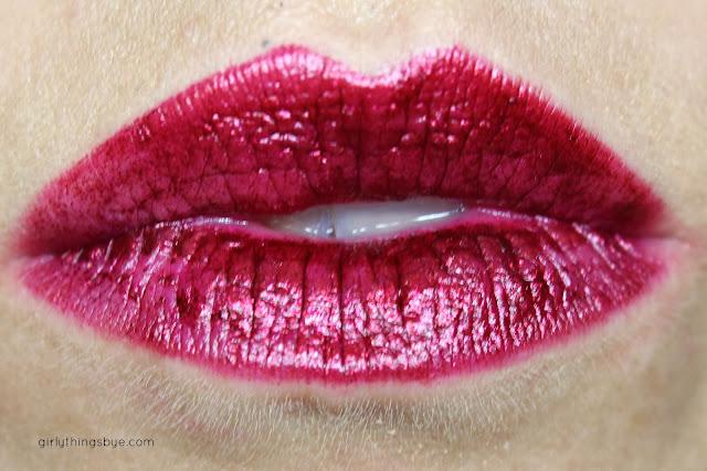 OCC lip tar Black Metal Dahlia, girlythingsby_e