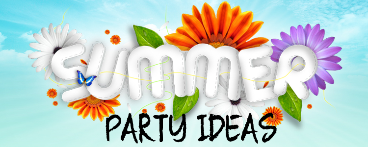 summer party on the weekends here are a list of summer party theme