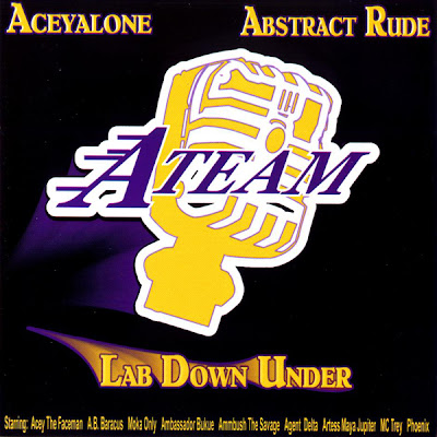 The A-Team – Lab Down Under (2003) (128 kbps)