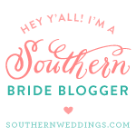 Proud Southern Bride Blogger