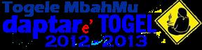daftar togel 2013