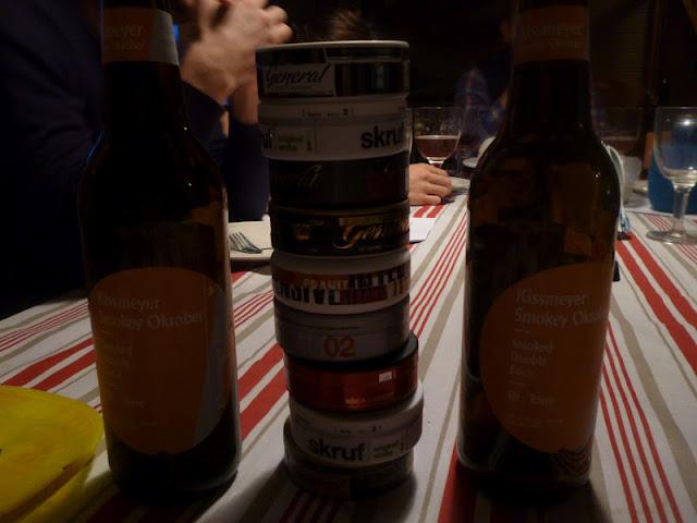 belgisk øl mørk
