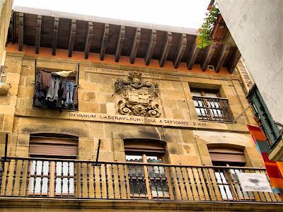 Palacio de Indianocua en Getaria