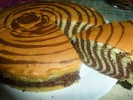 Marble kek ~ RM 50.00