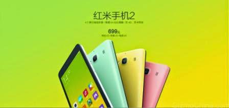 Xiaomi Redmi 2S resmi dirilis dan sudah bisa dipesan dengan harga 1,5 juta-an
