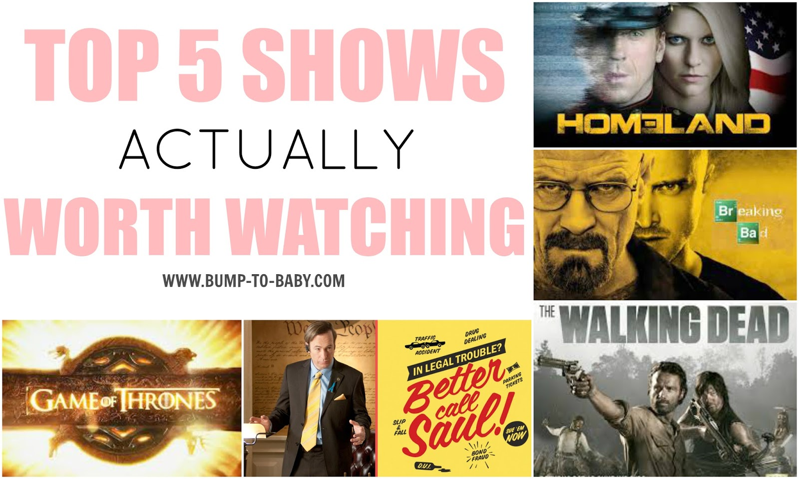 tv shows worth watching, top series',